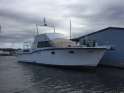 Pacific 52ft Cabin Cruiser/Live Aboard
