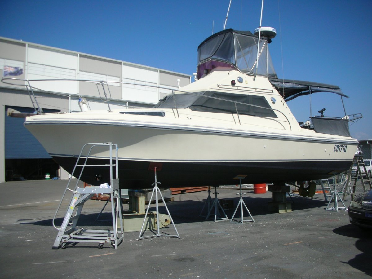 Skippercraft 33