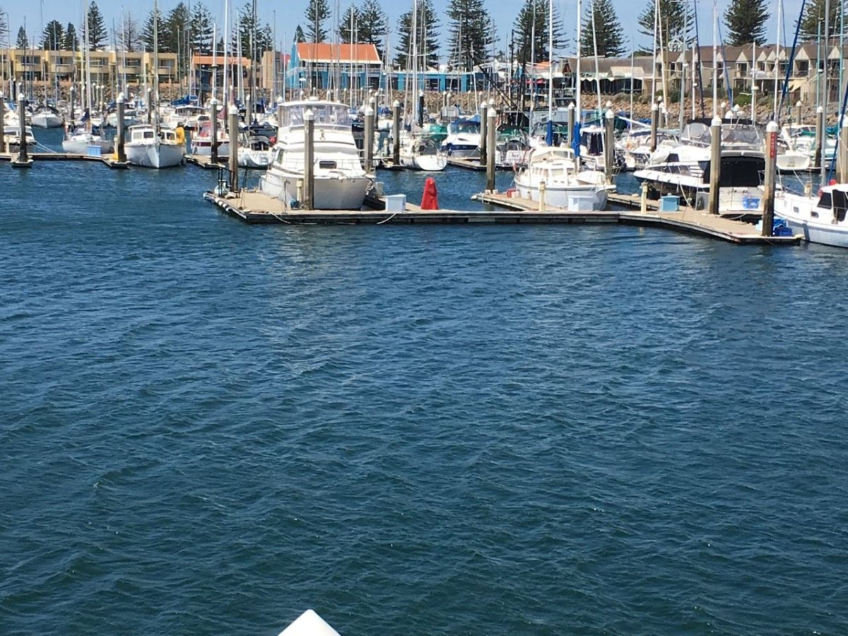 Large free hold Marina Berth for sale