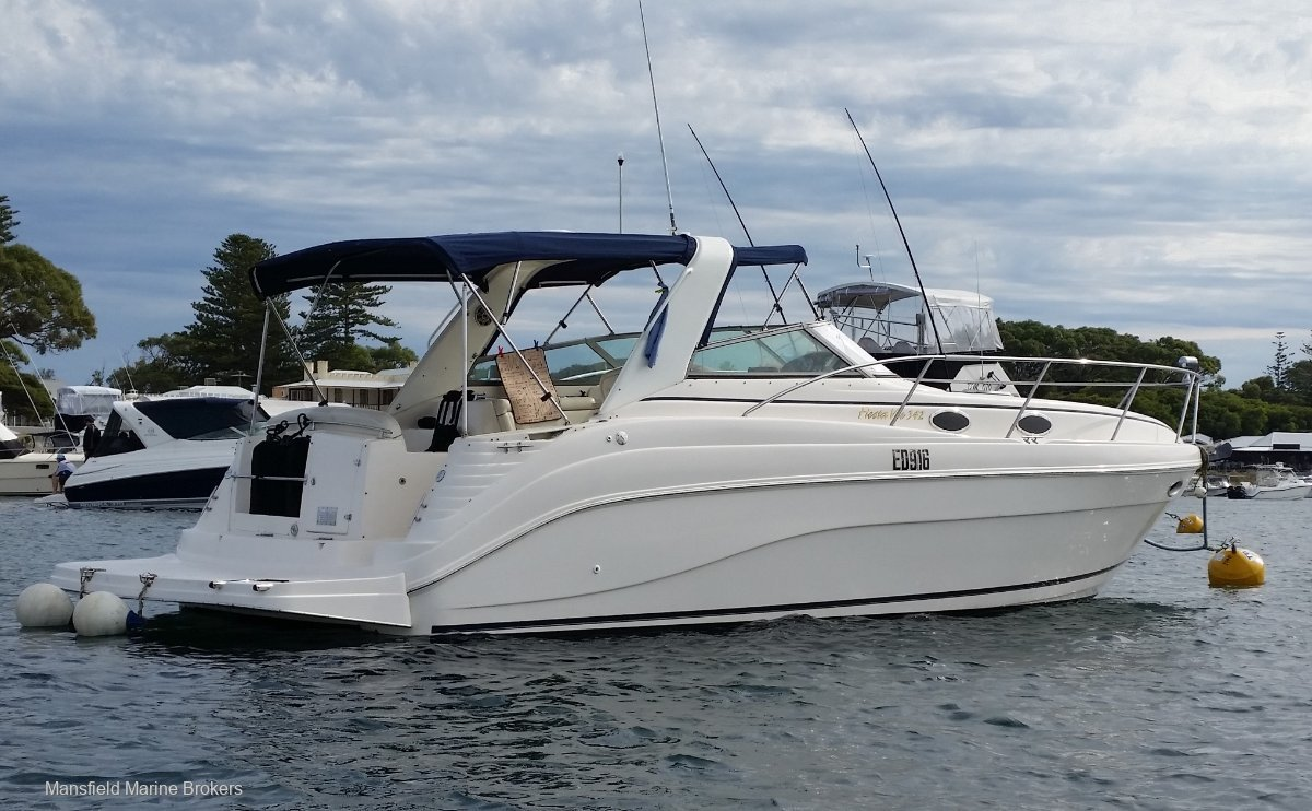 Rinker 342 Express Cruiser CALLING FOR OFFERS NOW !
