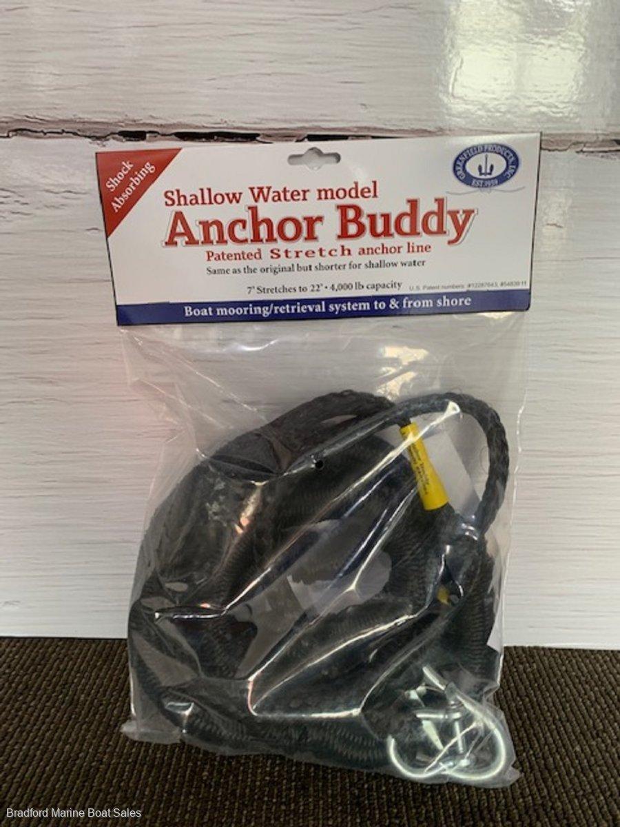 Anchor Buddy Black