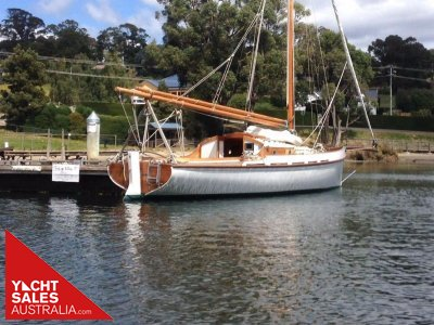 Couta Boat - unique cruising version. Assoc. Approved build.