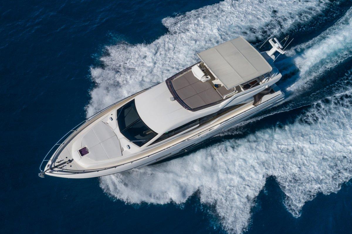 Ferretti 690 Ferretti Motoryacht