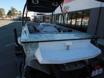 Lewis Boats Excel 1850 + Chev 350