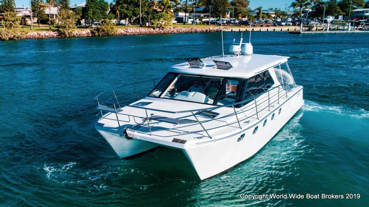 Montebello 41 Power Catamaran