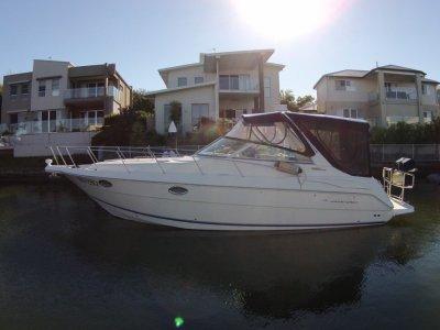 Monterey 322 Sports Cruiser