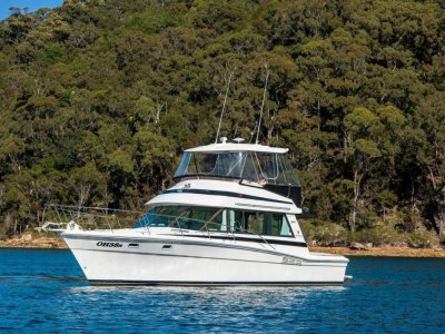 "Riviera 38 Bluewater ""Perfect for all round boating"""