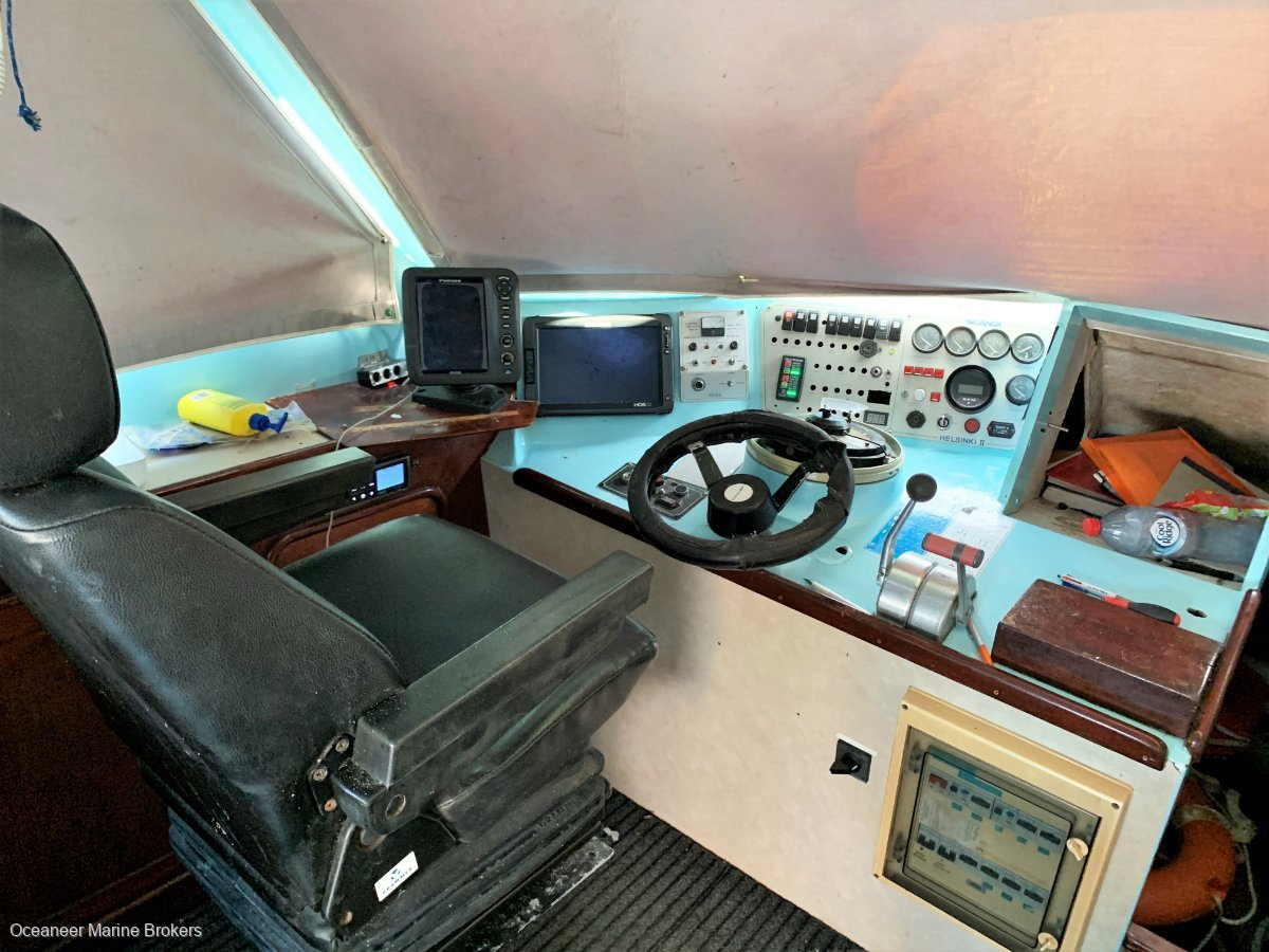 Conquest 48 Crayfishing/Charter Vessel - PRESENT ALL OFFERS