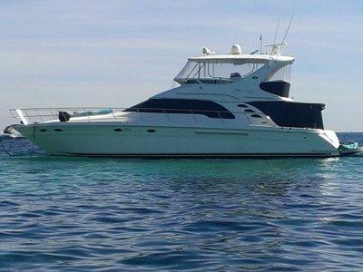 Sea Ray 560 Sedan