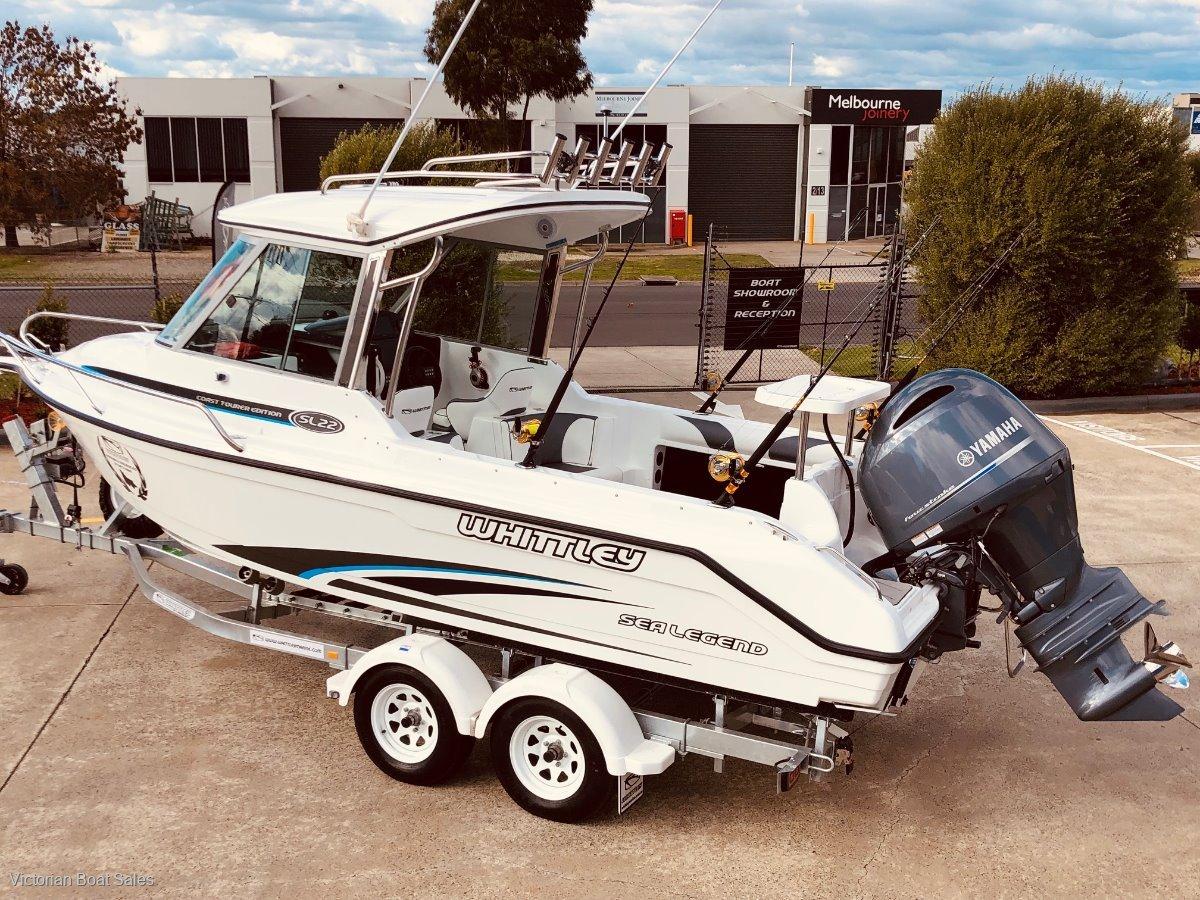 Whittley SL22 Coast Tourer