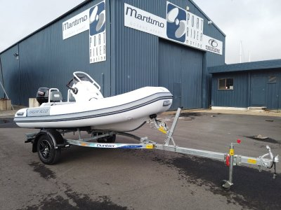 Highfield Classic Deluxe 340 | Port River Marine Services