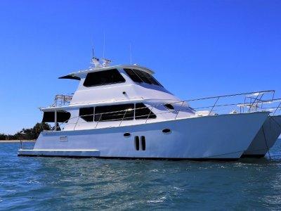 Coral Coast Power Catamaran 15M Flybridge