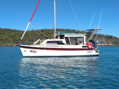 Seacraft Caravel Seacraft Haines Hunter Factory Built NZ