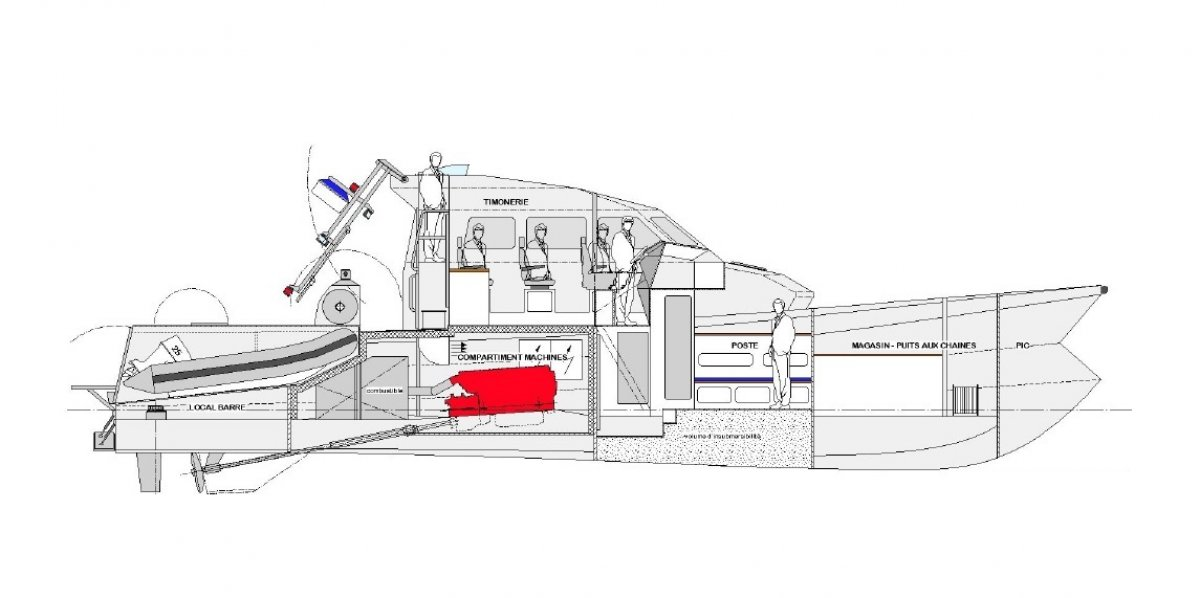 NEW BUILD - 16m All Weather Fast Craft
