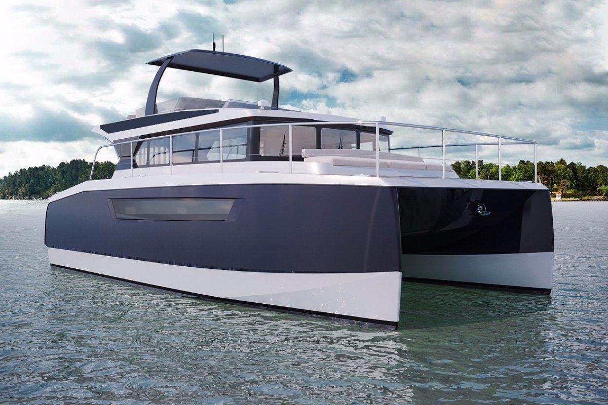 NEW BUILD - 11.7m MY Catamaran