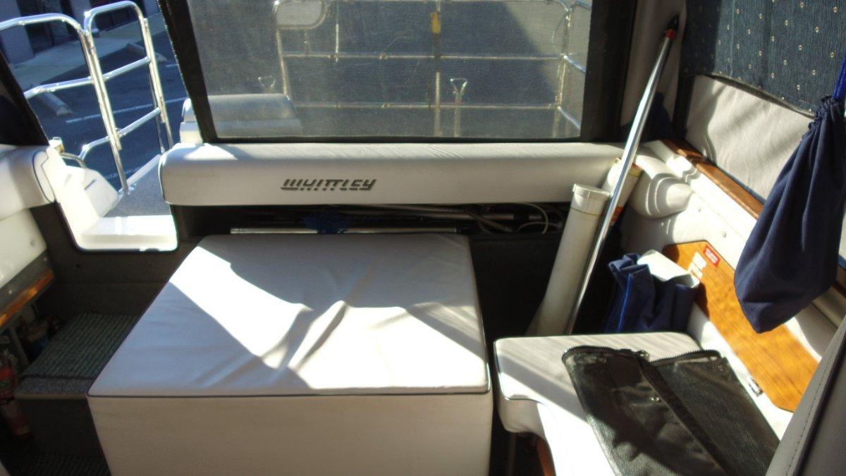 Whittley Cruisemaster 700 + Yanmar 230hp Diesel (C002217)