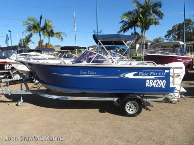 Bluefin 5.25 Bowrider