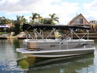 Hurricane Fundeck 236 *** WITH TRAILER *** UNDER OFFER *** ***