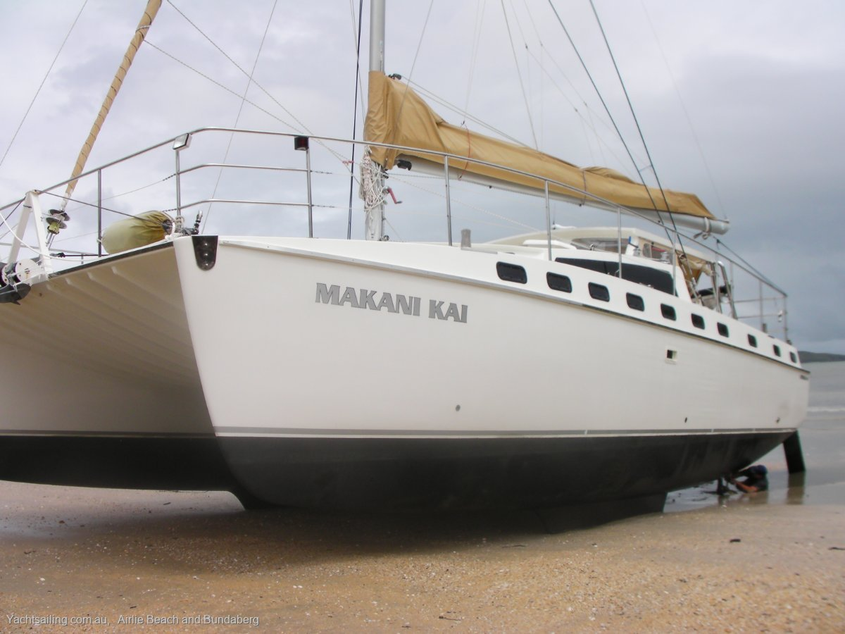 Used Catamaran Very Suitable To Live Aboard Forever for