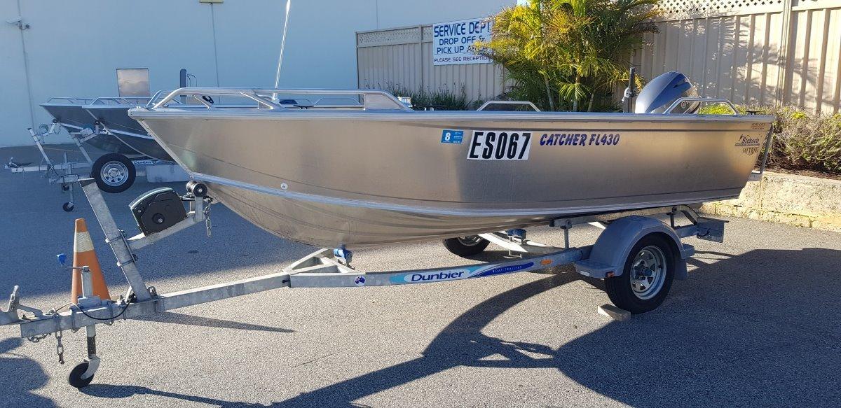 Stessco Catcher FL430 Open Dinghy
