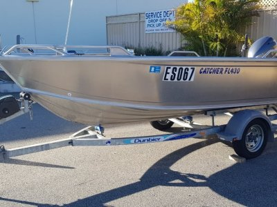 Stessco Catcher FL430 Open Dinghy
