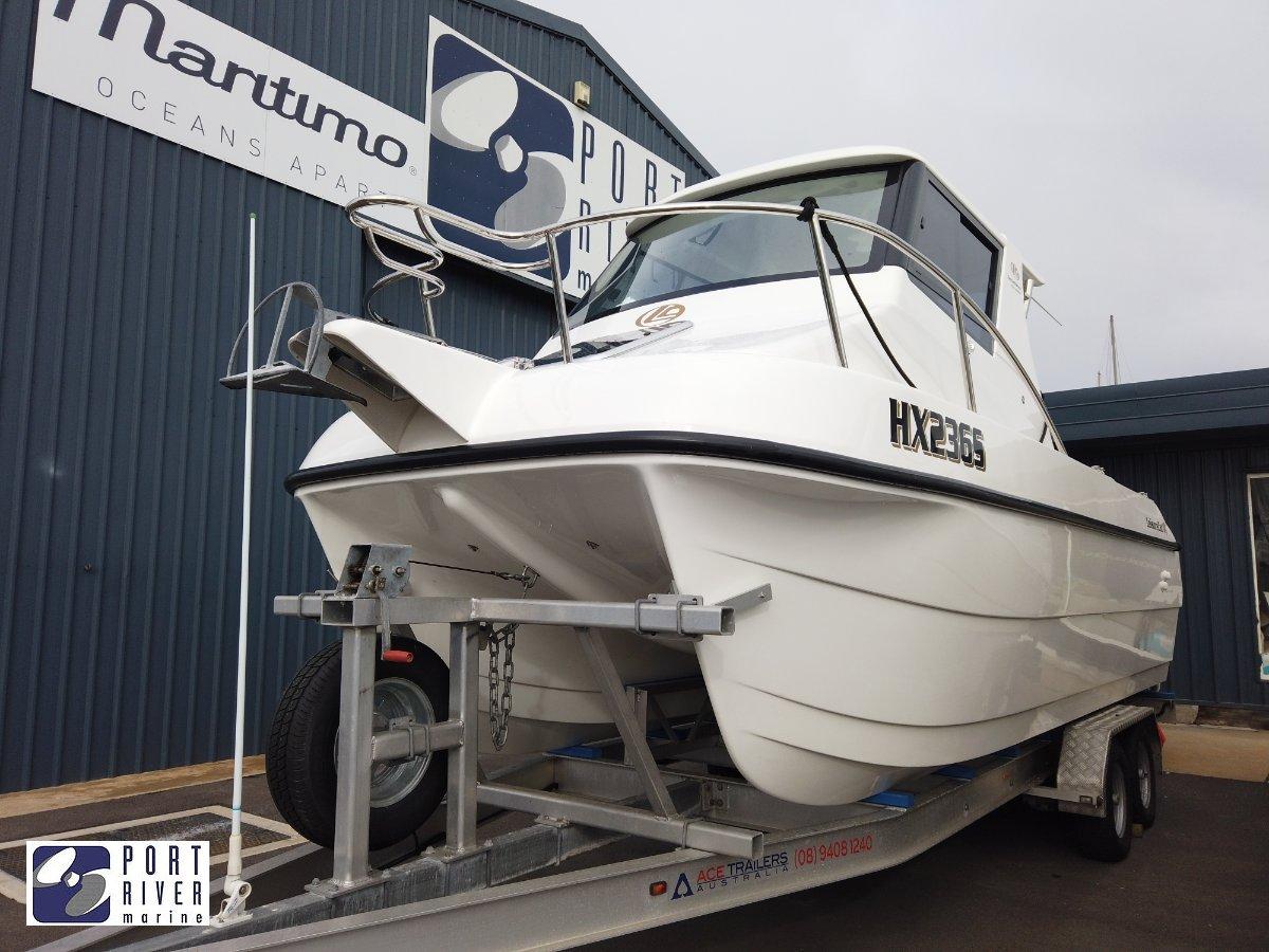 Leisurecat 7000 Gamefisher | Port River Marine Services