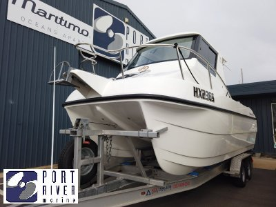 Leisurecat 7000 Gamefisher | Port River Marine Services