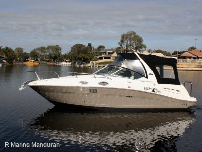 Sea Ray 275 Sundancer ***INCLUDES FLOATING DRY DOCK**$57990***