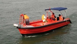 Five AB&E Centurion 24 - NEW BUILD Aluminium Workboat