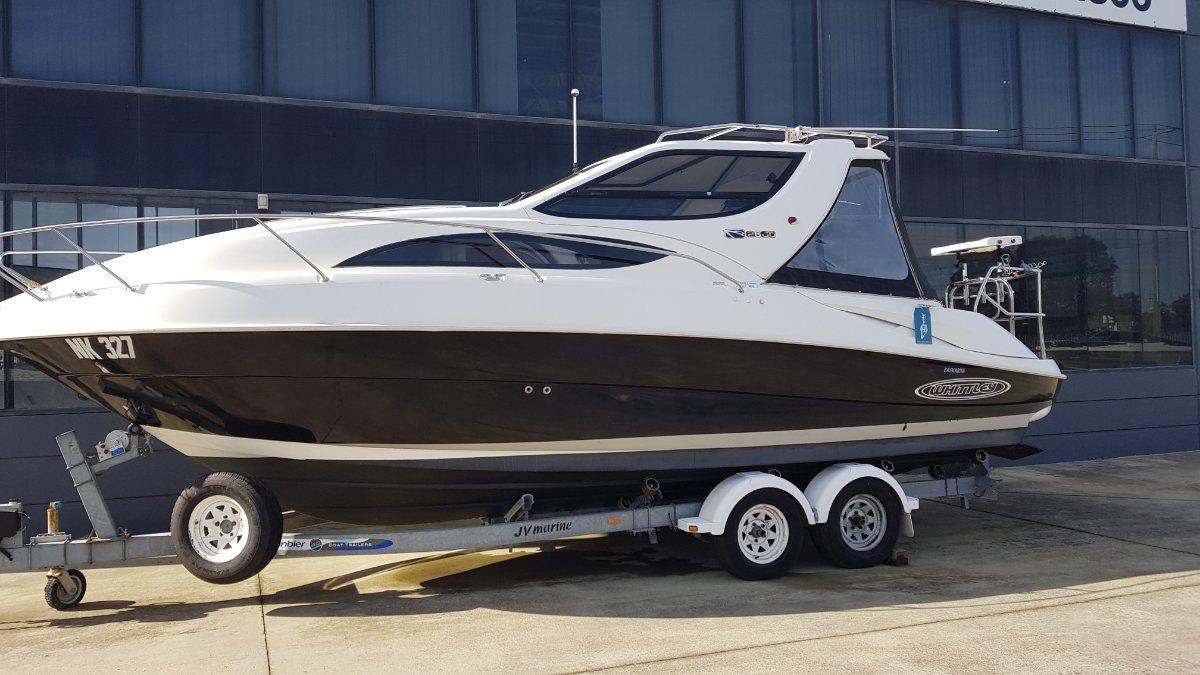 Whittley Cruiser 2600 Mercruiser 5.0 ltr MPI V8 STERNDRIVE:1