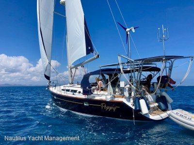 Jeanneau Sun Odyssey 45 Equipped for offshore cruising. Survey booked 07/19
