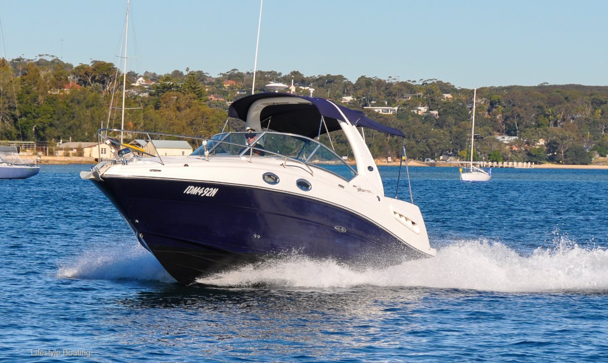 Sea Ray 260 Sundancer: Power Boats | Boats Online for Sale
