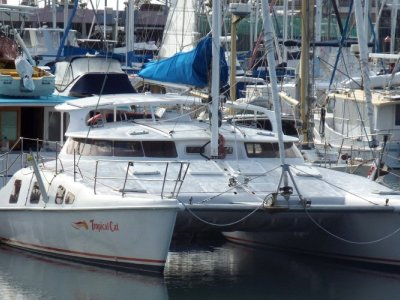 Crowther Windspeed 41 Catamaran