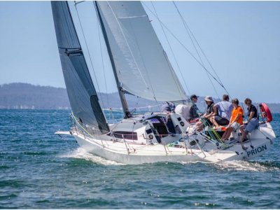 Mount Gay 30 Lyons Design BRAND NEW SAILS HUGE PRICE REDUCTION!