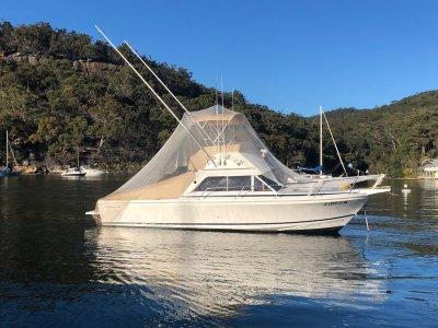 Caribbean 26 Flybridge Cruiser Bertram Fishing