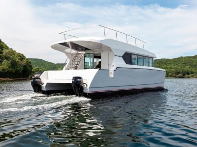 NEW BUILD - 12.9m Charter Catamaran
