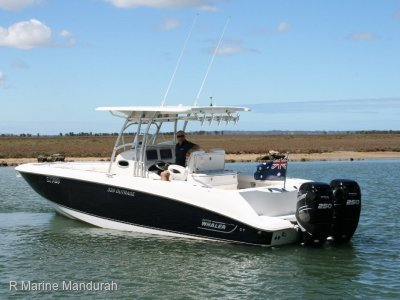 Boston Whaler 320 Outrage ** ALL REASONABLE OFFERS CONSIDERED ** $POA **