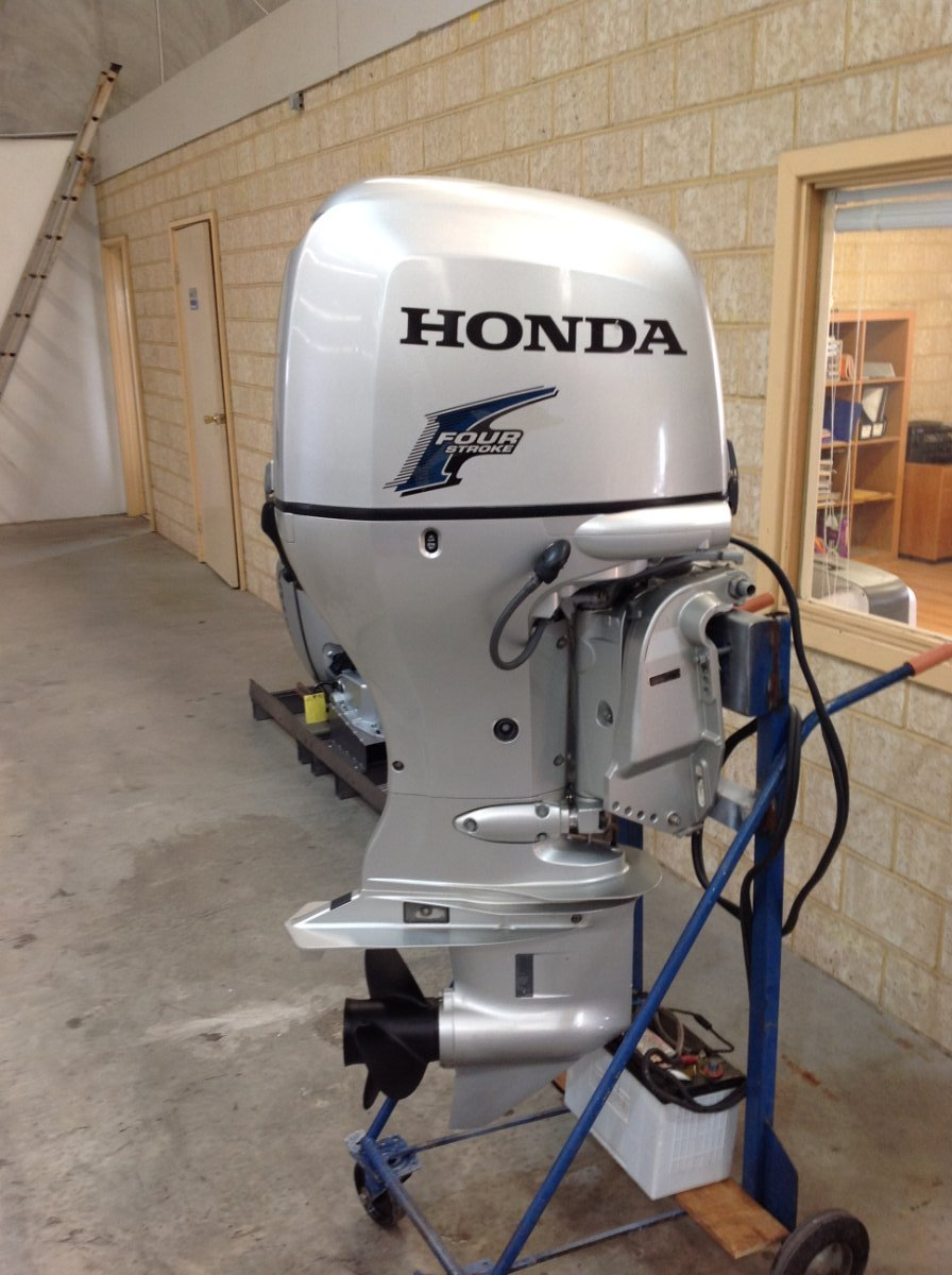 2012 Honda 90hp Outboard Motor for Sale | Boat Accessories