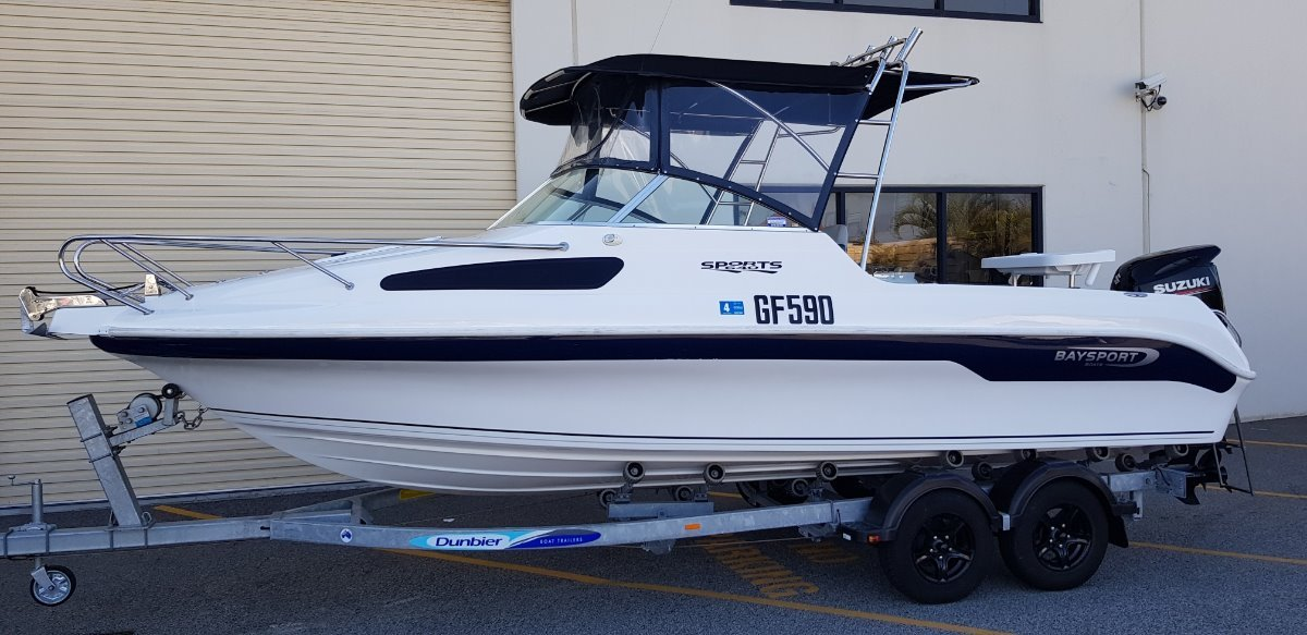 Baysport 640 Sports Cruiser