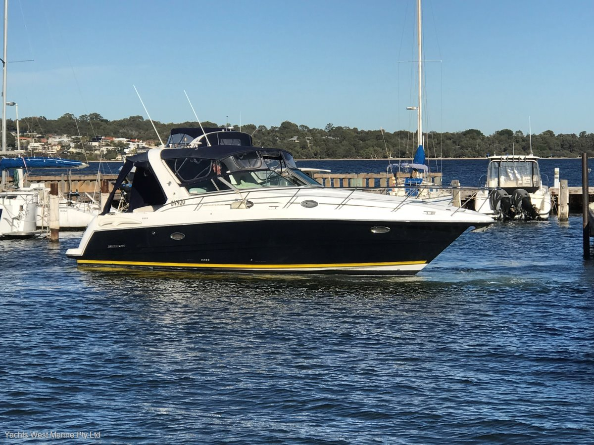 """Mustang 3800 Royal Sportscruiser """" PRICED TO SELL """":MUSTANG 38 ROYALE by YACHTS WEST MARINE"""