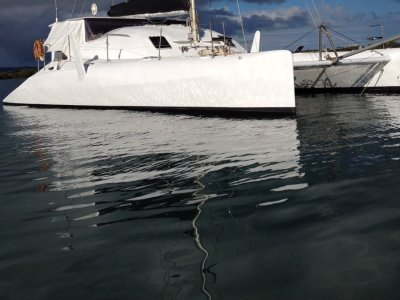 Chris White Coastal Catamaran