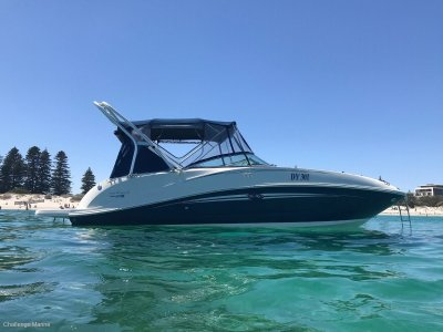 Sea Ray 260 Sundeck STYLISH SPEED MACHINE WITH ONLY 200 HOURS!!