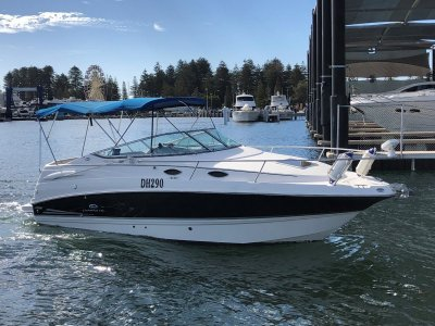 Chaparral 240 Signature BARGAIN PRICE WITH A BOW THRUSTER TO BOOT!!