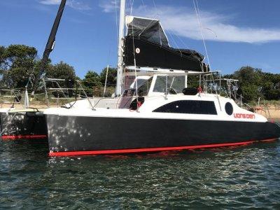 Seawind 850 XL Catamaran