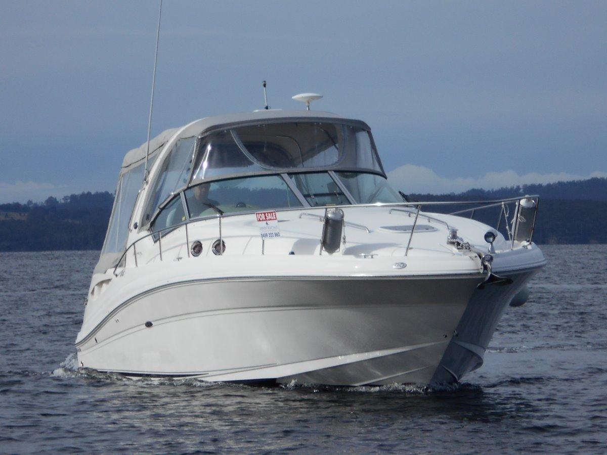 Sea Ray 375 Sundancer Huge List Of Options Superb Presentation