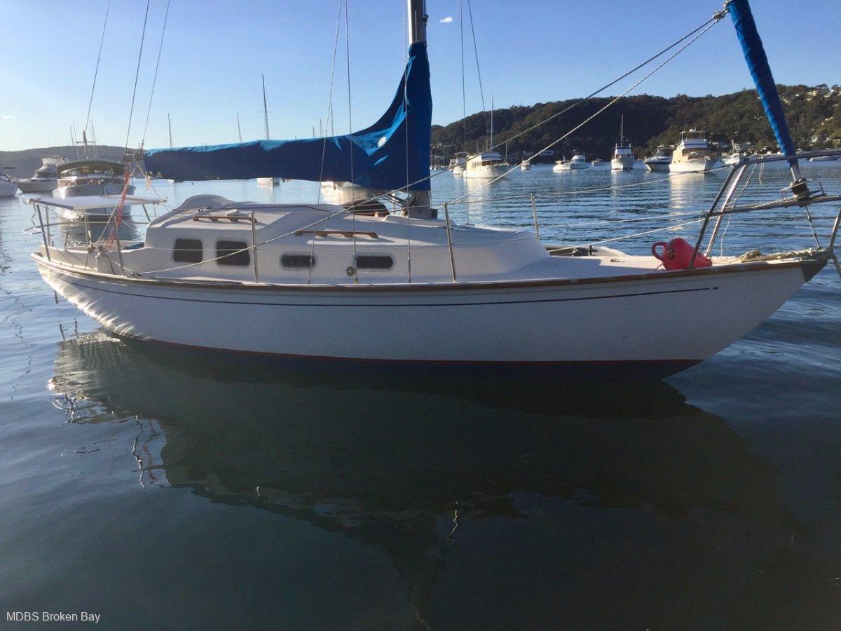 Compass 28: Sailing Boats | Boats Online for Sale | Fibreglass/grp