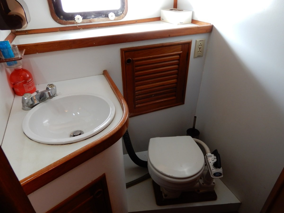 Cheoy Lee 43 Bluewater Pilothouse Ketch EXCELLENT PRESENTATION, OWNER COMMITTED TO SELL!