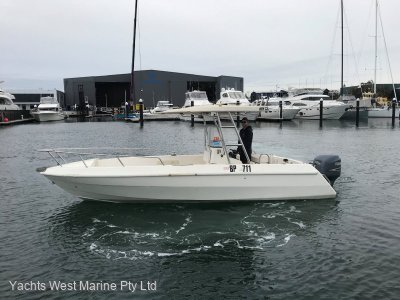"""Fastback 7.3m CentreConsole """" Perfect for Crayfishing """""""