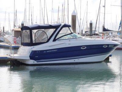 Monterey 270 CR Sports Cruiser
