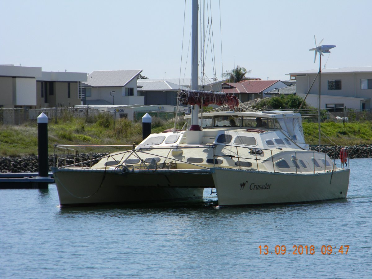 Hitchiker Sailing Catamaran - Pte Sale Reduced to $119,000